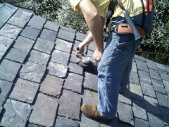 Kennesaw's Best Gutter Cleaners' Certainteed Certified roofers can install or replace your slate, cedar shake, or spanish-tile shingles.
